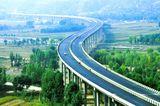"""获得""""火车头优质工程奖""""的太佳高速公路汾河特大桥"""